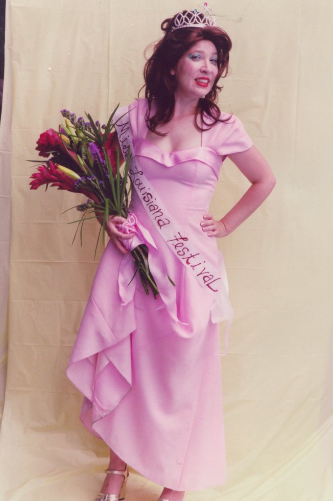 Festival Queen Calendar Miss Louisiana 2003b